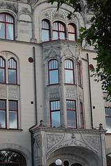 Nils Alfred Andersson Arwidius' Art Noveau House