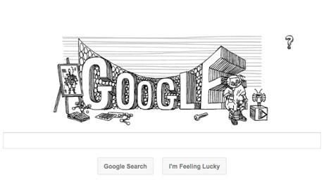 Google Doodle Stanislaw Lem