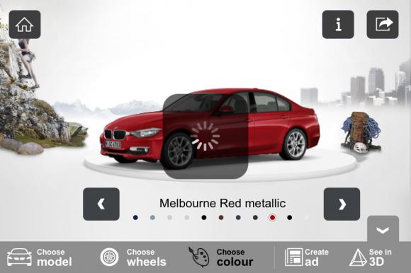 BMW:s app - Seg som sirap