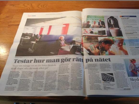 Göteborgs-Posten 2013-09-22