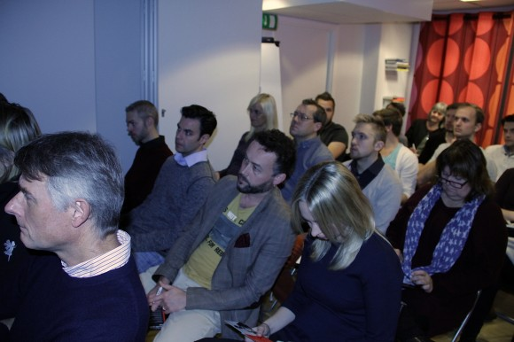 World Usability Day hos inUse Göteborg 2013