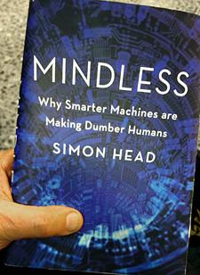 omslag till boken mindless