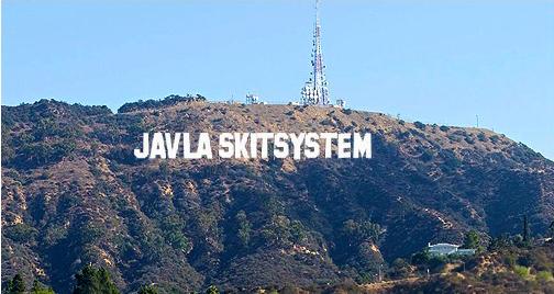 den klassiska hollywood-slylten, nu me texten Jävla skitsystem