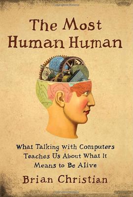 omslag till boken  the most human human