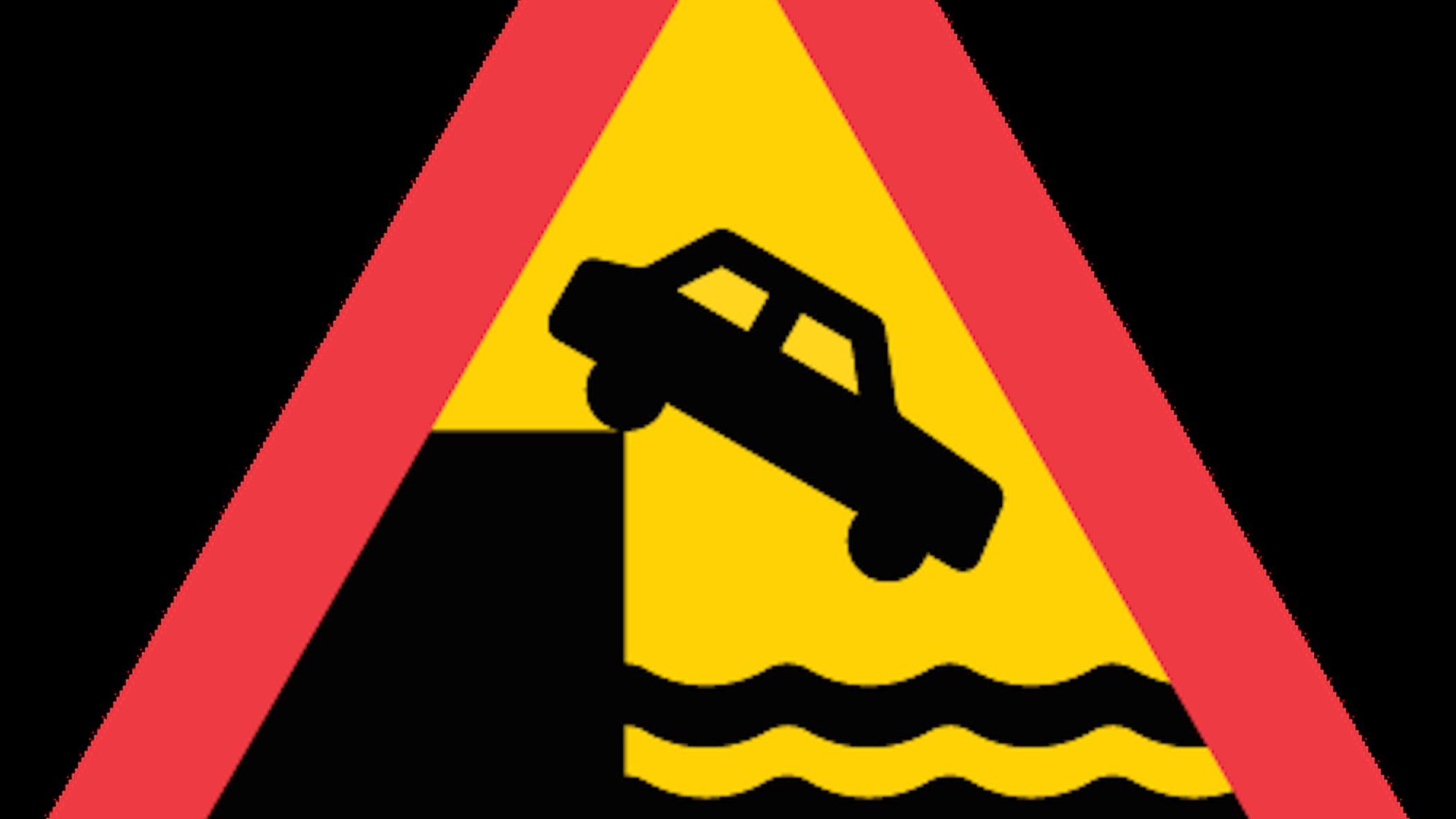 Världens bästa varningssymbol?