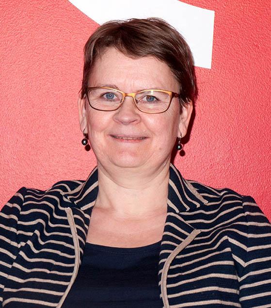 Elisabeth Björck Orvehed på Collectums kommunikationsenhet.